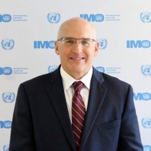 Frederick Kenney, Juridisk direktør for eksterne saker, IMO