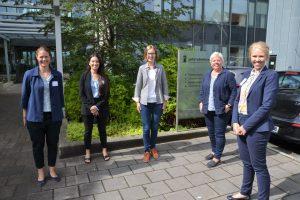Iselin Nybo Likestilling Strategi Maritime Næring