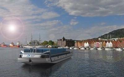 Droner og reduserte havneavgifter skal gjøre Bergen grønnere