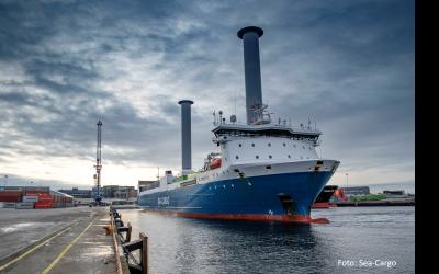 Norges største seilskute!