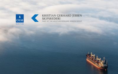 Bergen, hjemmehavn for Norges største shipmanagement-selskap