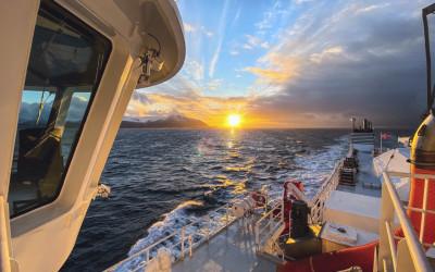 FrP med maritim seier i statsbudsjettet for 2021