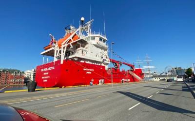 Verdens Havdag og skipsdåp