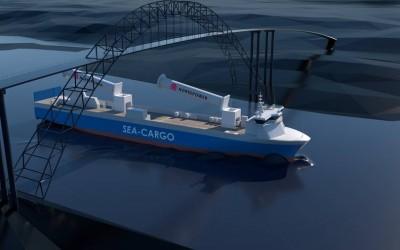 Lasteskip fra Bergen blir Norges største seglskip