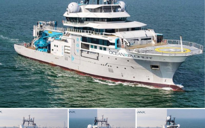 Nytt liv til gammelt skip – sirkulærøkonomi i praksis